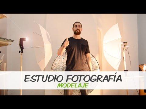 ESTUDIO de FOTOGRAFÍA CASERO 📸 👫
