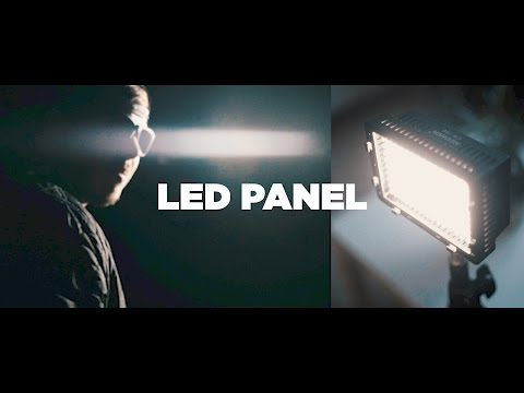 Licht für alle! - LED Panel für nur 30€! - Low Budget Filmmaking #5