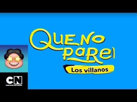 ¡Que no paren los VILLANOS!  Steven Universe  Cartoon Network