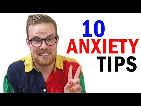 10 Ways To Deal With Anxiety