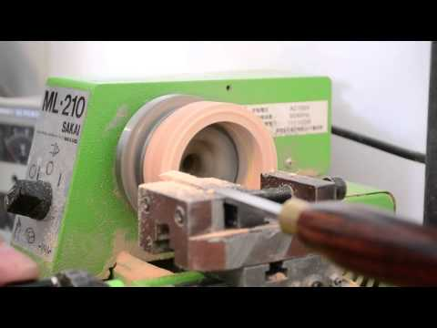 Brian Law - Building the Brian Law Clock 12. Some parts require wood turning. this clock 12 design is powered by a Spring. My video illustrates the making of the Spring ...