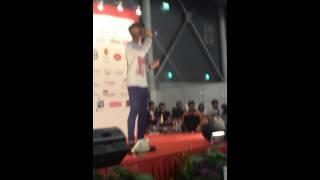 Hazama - Relakan Jiwa (Live in Singapore Expo)