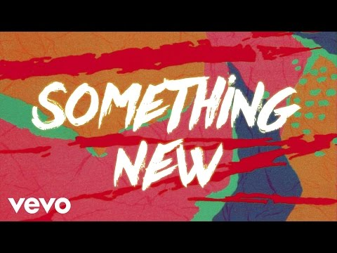 Something New Lyric Video [Feat. Chris Brown]