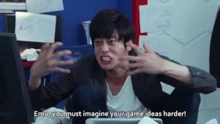 Kamen rider ex-aid Episode 41 Dan kuroto gone MAd