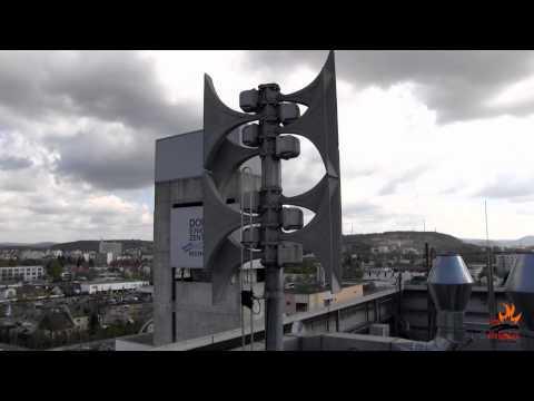 Sirenen-Probealarm Regensburg ECN 1200 Standort DEZ