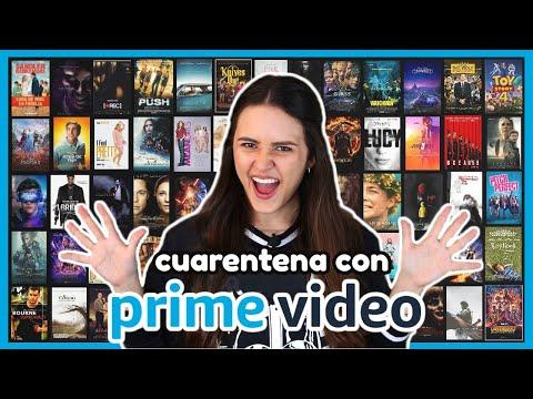 100 PELÍCULAS de AMAZON PRIME VIDEO para ver en Cuarentena 🎬 | ANDRU★