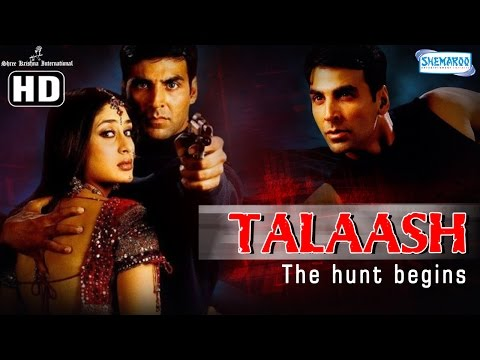 Talaash - The Hunt Begins {HD} - Akshay Kumar - Kareena Kapoor - Hindi Full Movie