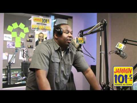 Stand up comedian Roy Wood Jr.