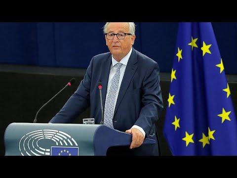 Γιούνκερ: «Παγκόσμιος ρόλος για το ευρώ»