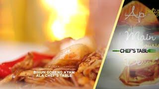 Video Chef's Table - Bihun Goreng Ayam Ala Chef's Table MP3, 3GP, MP4, WEBM, AVI, FLV Mei 2019