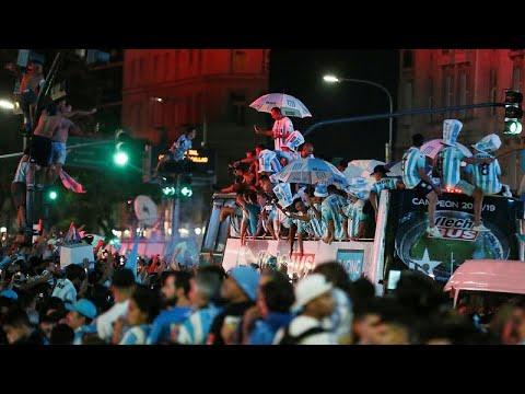 Πρωταθλήτρια η Ρασίνγκ στην Αργεντινή
