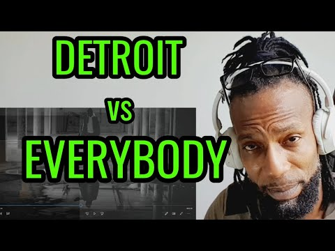 Eminem, Royce da 5'9, Big Sean, Danny Brown, Dej Loaf, Trick Trick Detroit Vs Everybody || REACTION
