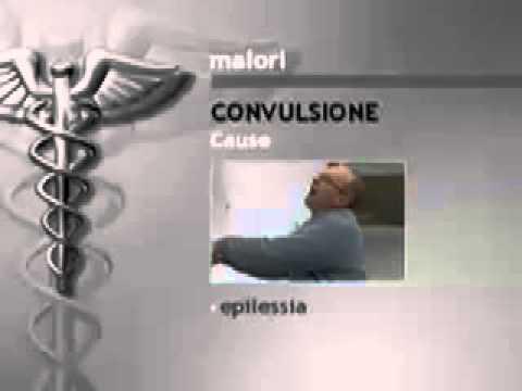salute - che cosa sono le convulsioni