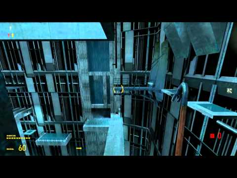 Co-op Half-Life 2: Synergy [Попрыгунчики 2\\2]