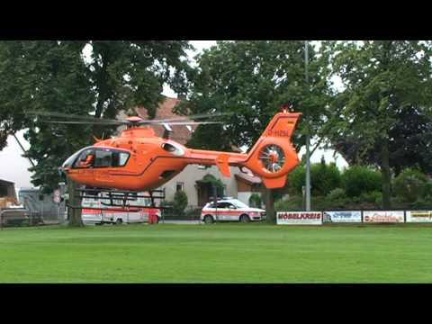 Berndorf: Interner Notfall, Hubschrauber