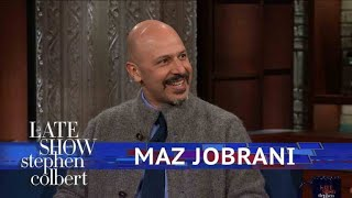 Video Maz Jobrani: Be Wary Of Trump's Opinions On Iran MP3, 3GP, MP4, WEBM, AVI, FLV Agustus 2018