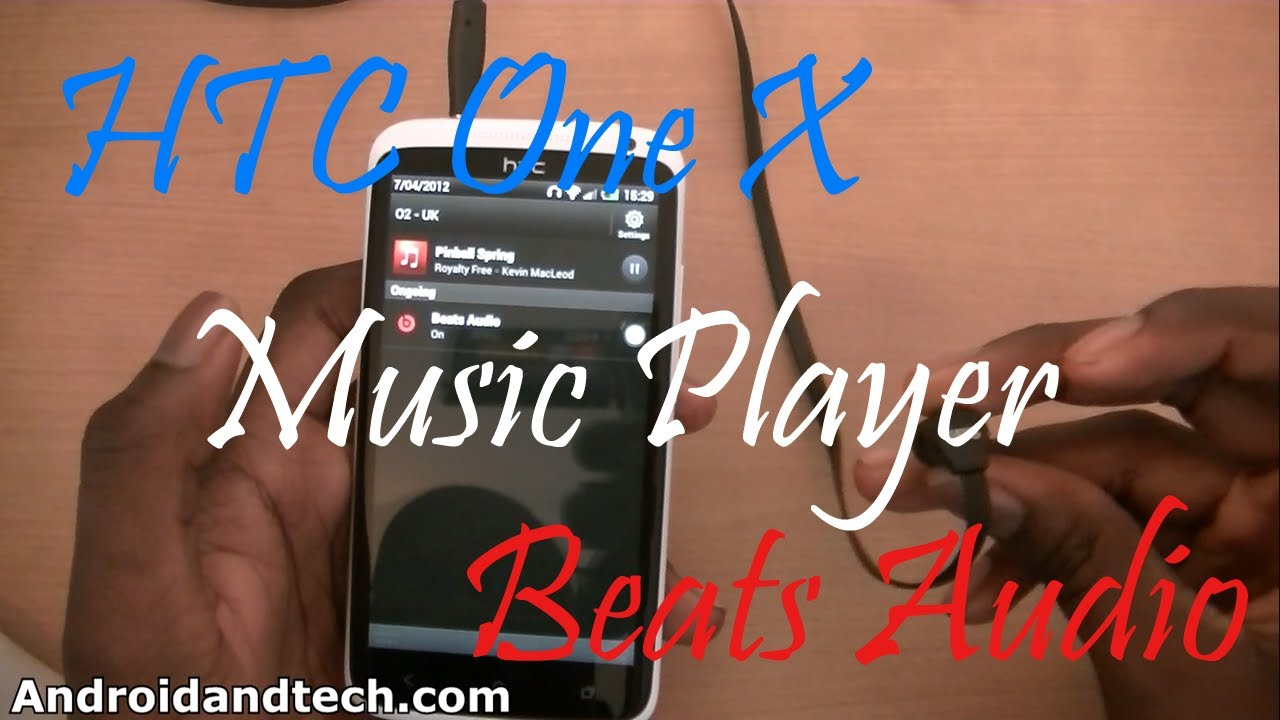 Descargar HTC One X Music Player – Beats Audio para celular #Android