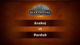 Arakoj vs Pardub, game 1