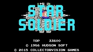 3 new ColecoVision Games by CollectorVision!  Yes, *NEW* ColecoVision games!  (That game system from the 1980s!)Star Soldier - Drol - SASA