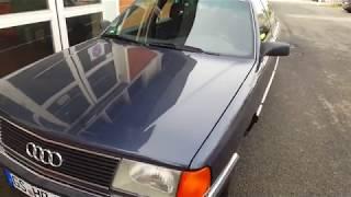 Audi 100, C3, Typ 44, Baujahr 1990 -- Vorstellung