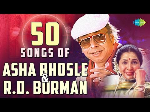 Download Top 50 songs of R.D. Burman & Asha   आशा - बर्मन  के 50 हिट गाने   HD Songs   One Stop Jukebox hd file 3gp hd mp4 download videos