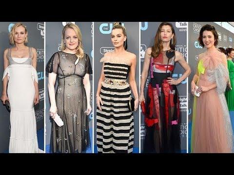 Critics Choice Awards 2018 - Worst Dressed Celebs