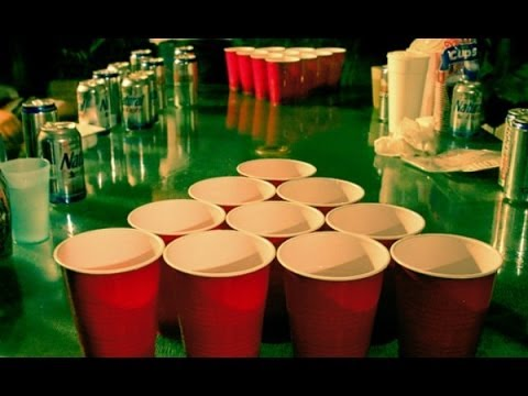 BEST VINES : Insane Beer Pong Trick Shot