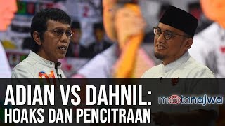 Video Adu Kuat Kampanye: Adian vs Dahnil - Hoaks dan Pencitraan (Part 1) | Mata Najwa MP3, 3GP, MP4, WEBM, AVI, FLV Juni 2019