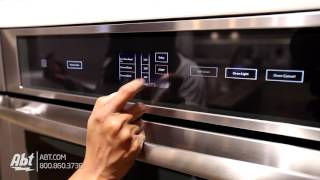 In this video we take a closer look at the Jenn Air single wall oven model JJW2430D. This 30 inch wide, 5 cubic foot, wall oven...