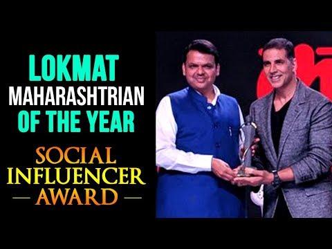 Akshay Kumar Wins 'Social Influencer' Award At Lok