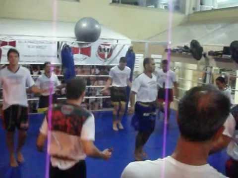 Faixa Preta Kickboxing