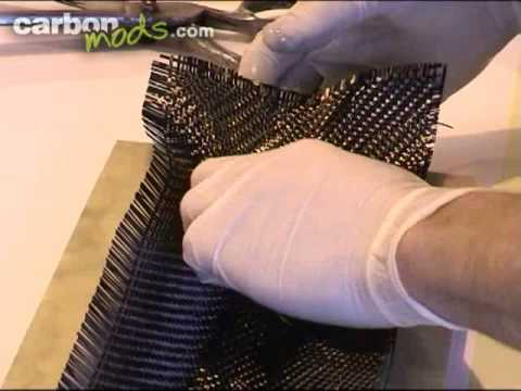 How To Make Your Own Carbon Fiber (Fibre) Parts.