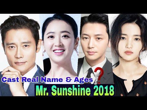 Mr. Sunshine 2018 Korea Drama Cast Real Name & Ages || Lee Byung Hun, Kim Tae Ri, Kim Min Jung