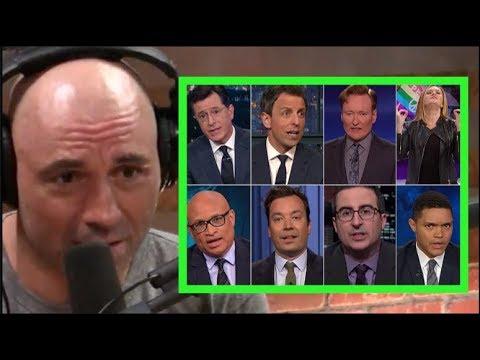 Joe Rogan - Talk Shows Are Terrible