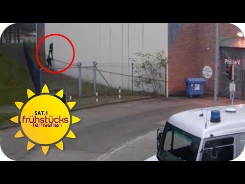 PLÖTZENSEE: KNAST der OFFENEN TÜREN | SAT.1 Frühstü ...