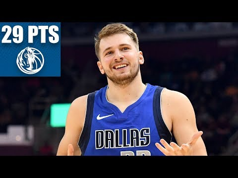 Luka Doncic makes NBA history with 2nd straight triple-double | 2019-20 NBA Highlights
