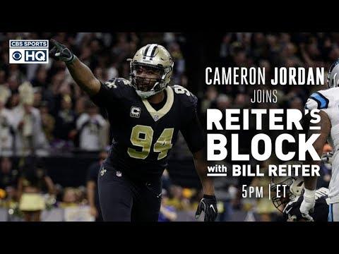 Video: Cameron Jordan   Reiter's Block