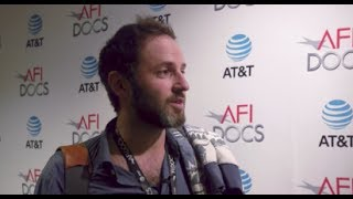 Interview with ACORN AND THE FIRESTORM director Reuben Atlas at AFI DOCS 2017.