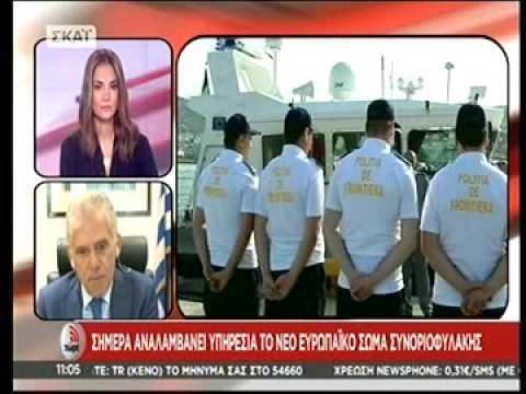 """Ο Επικεφαλής της Ε.Ε. στην Ελλάδα κ. Πάνος Καρβούνης στην εκπομπή """"Τώρα"""" (ΣΚΑΙ 07/10/2016)"""