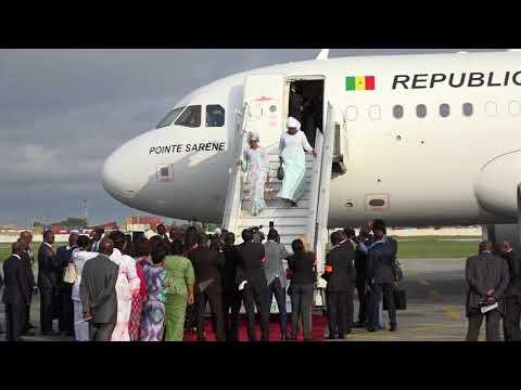 COTE D'IVOIRE : ARRIVE DES PREMIERES DAMES