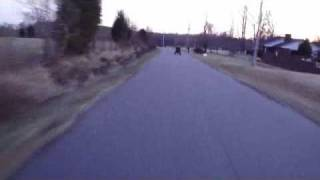 9. Raptor 250 vs Polaris Trailblazer 250 Drag Race