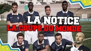 Video LA NOTICE - COMMENT GAGNER LA COUPE DU MONDE MP3, 3GP, MP4, WEBM, AVI, FLV September 2017