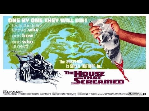 Week 177: D Bourgie86 reviews The House That Screamed (1970)