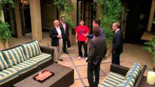 Video Avión Tequila on Entourage - Turtle introduces Carlos to Kevin Shaw and Mark Cuban MP3, 3GP, MP4, WEBM, AVI, FLV Agustus 2019