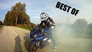9. Yamaha R6 Season 2012 BEST OF GoPro HD