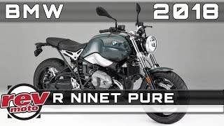 9. 2018 BMW R NINET PURE Review Rendered Price Release Date