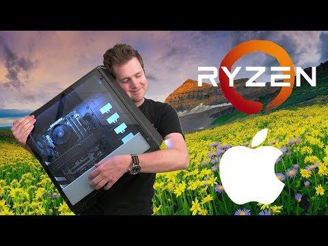 An AMD Ryzen... Mac?!