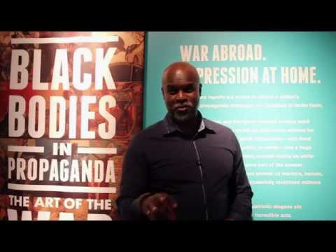Black Bodies in Propaganda: The Art of the War Poster (June 2, 2013 - March 2, 2014)