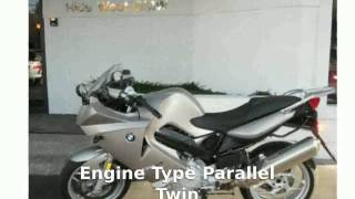 6. 2010 BMW F 800 ST - Details and Features