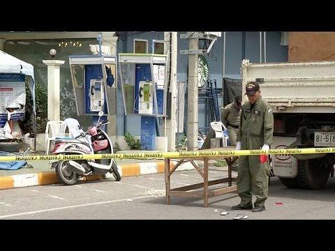 Ταϊλάνδη: Σύλληψη δύο υπόπτων για τις βομβιστικές επιθέσεις